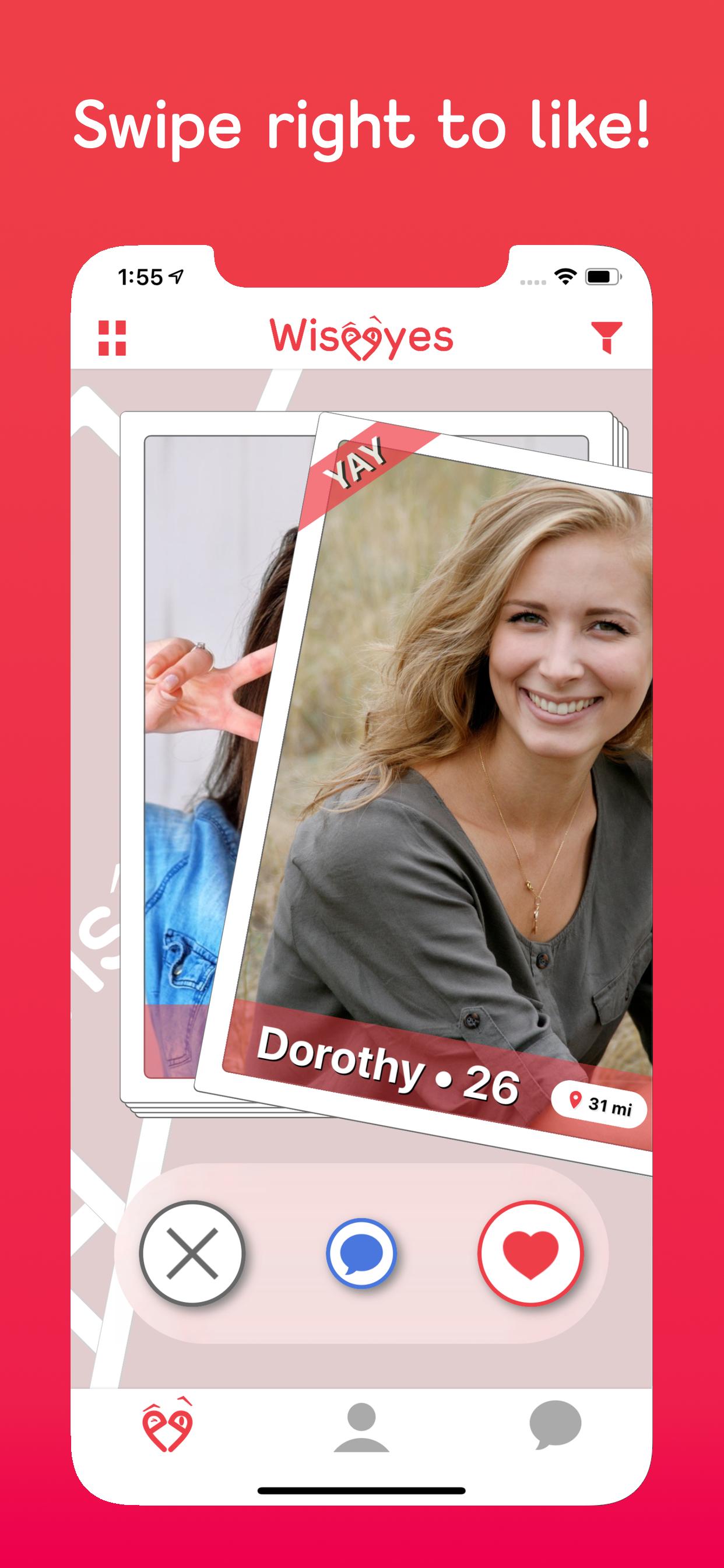 Matchmaking Dating-App Roman datiert mit der dunklen Bab 16